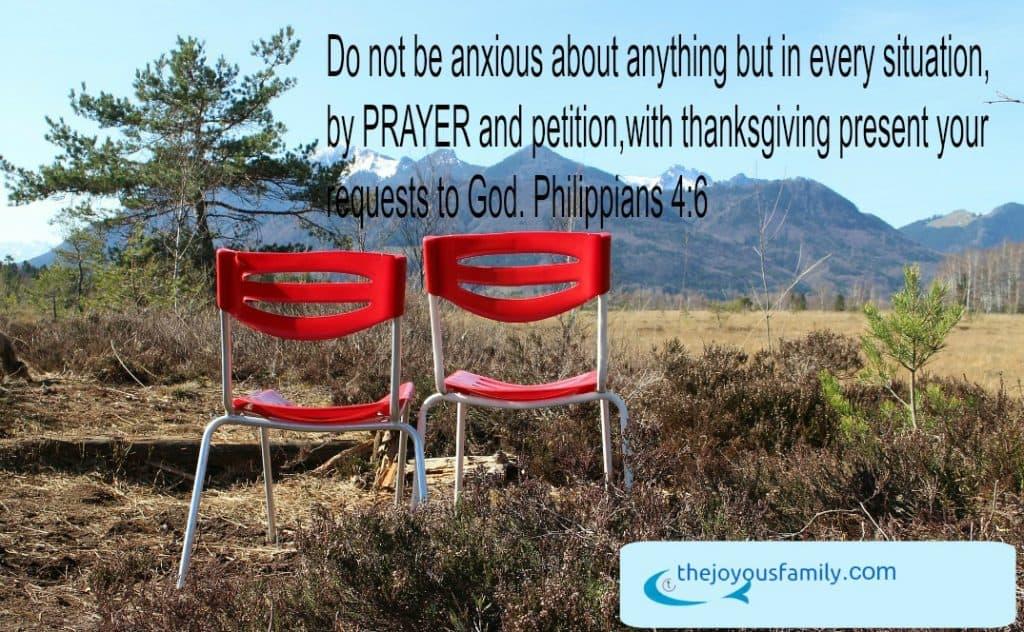Send Prayer Requests