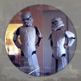 When Storm Troopers Invade Your Bedroom
