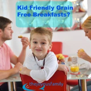Grain Free Breakfasts Your Kids Will Eat