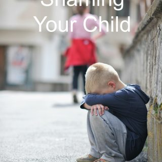 How to Correct Children Without Shaming Them
