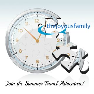 Joyous Summer Travel Adventure!