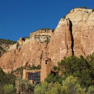Most Remote Monastery In Americas