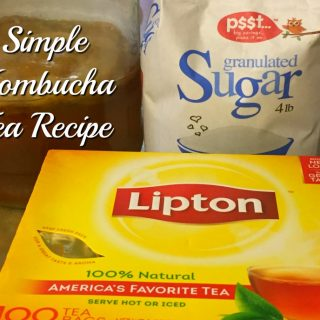 Fun Holiday Drink Recipe Spicy Pumpkin Kombucha Recipe