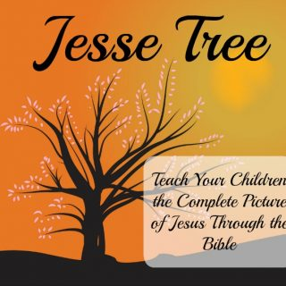 Jesse Tree Teachs Kids the Whole Picture of Jesus in One Fun Activity