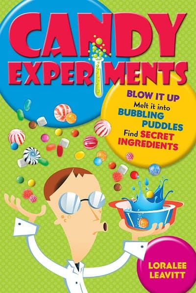 candy experiments kids activities for the excess Halloween candy