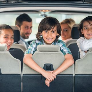 Make Road Trips with Kids More Fun with Free Podcasts ( you might just learn something too!)