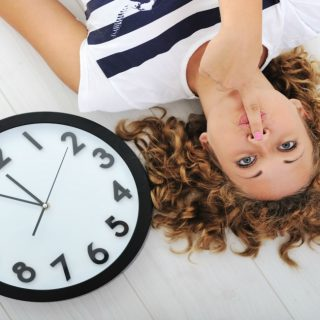 Confessions of a Constantly Late Mom: Margins in Time Management