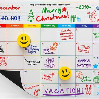 Organize Your Holiday Schedule In 15 Minutes