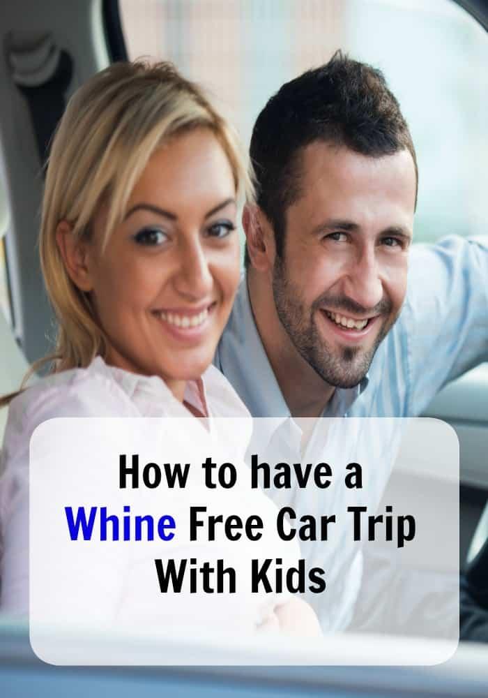 road trips kids