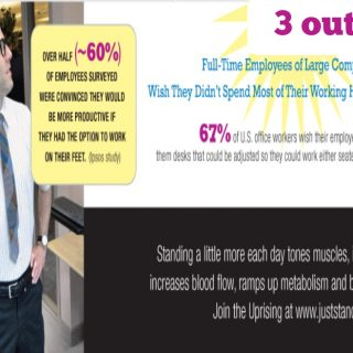Benefits and Risks of Standing Desks