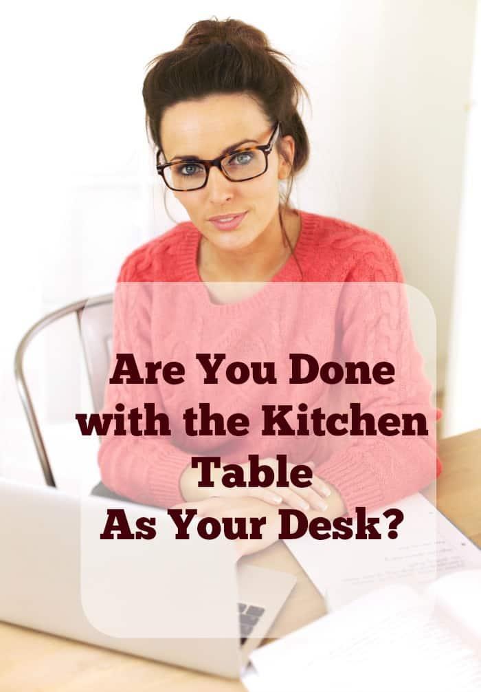 make Desk Cheap Quick