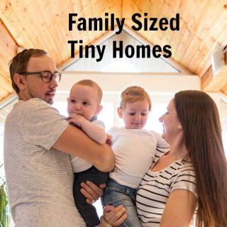 Are Family Tiny Homes the New Get out of Debt Free Card?