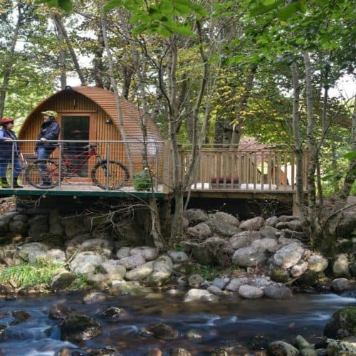 Tiny Home Living for families.