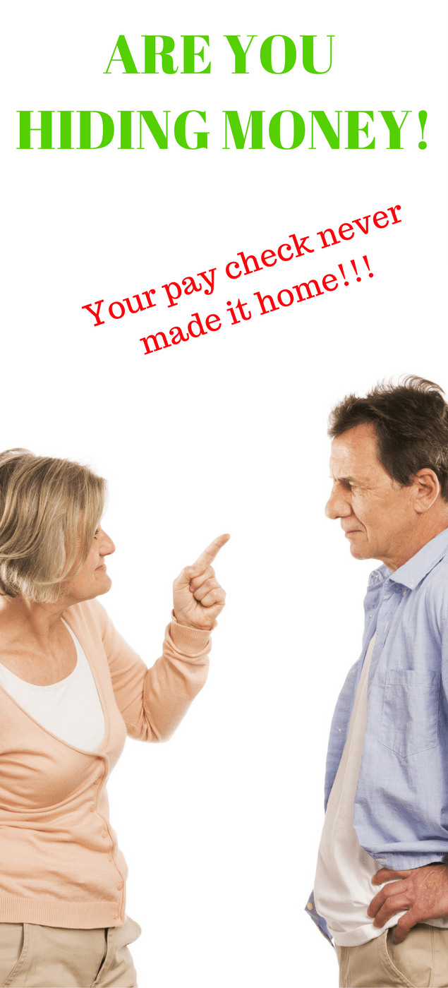 Is Your Spouse Hiding Money From You