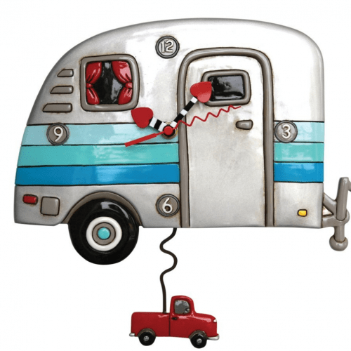 vintage camper, vintage camper gifts, gift ideas, camp , camping, Christmas , travel vacation,