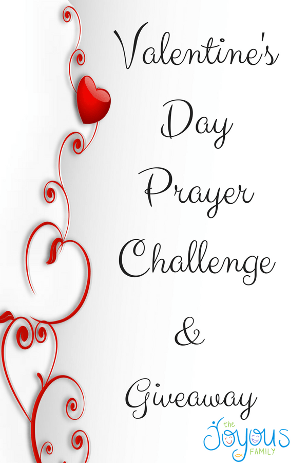 Valentine's Day Prayer Challenge: Prayers For Your Husband