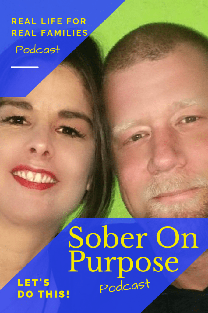 We are those people! The magic pill for sober serenity just does not exist. Learning to live sober takes practice.  If you want to stop fighting each other and start learning to fight for your family instead of with them.  This podcast is for you. Welcome!  Glad you are here!