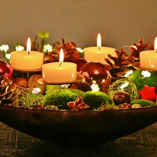 Simple Advent Preparations: Welcome Jesus